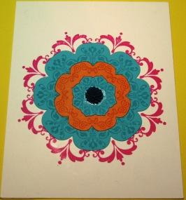 Daydream Medallions & Floral Framelits